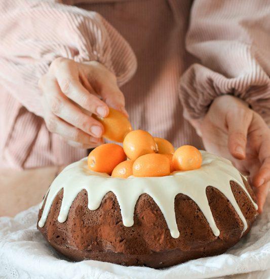 bundt cake senza burro