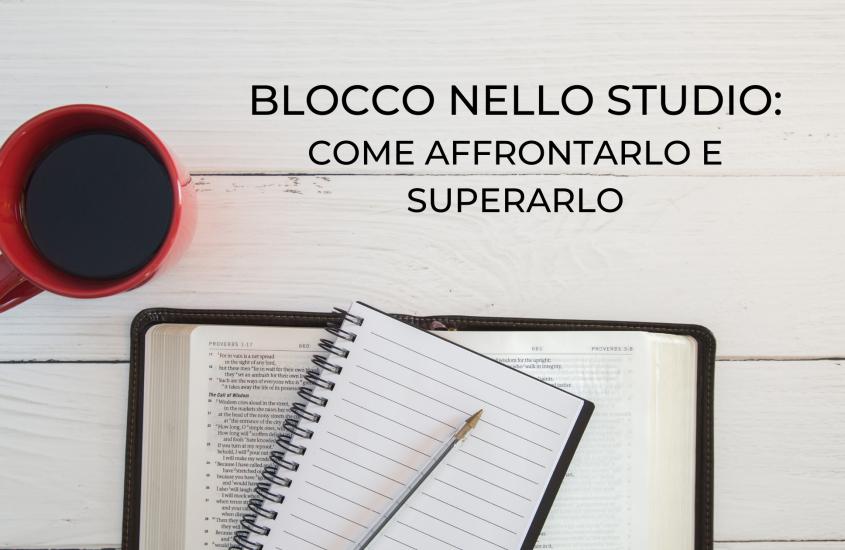 BLOCCO NELLO STUDIO